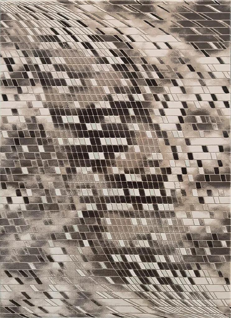 Berfin Dywany Kusový koberec Vals 8375 Beige - 133x190 cm