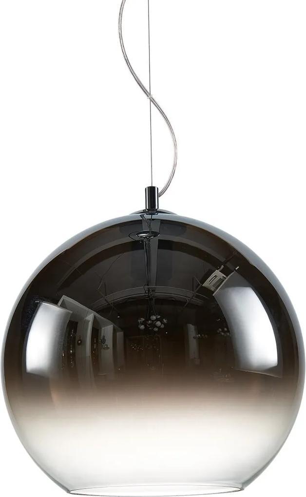 Italux PND-8332-350-CH závesný luster namelieme 1x60W   E27