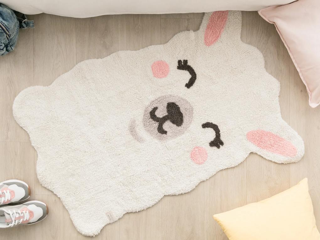 LC Detský prateľný koberec Lama