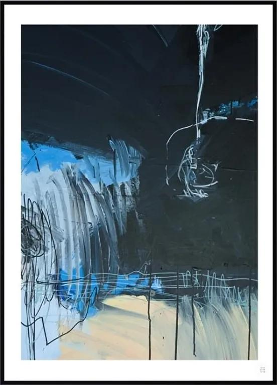Abstraktní obraz INFINITY I., 500x700 mm INF1-500x700 Artylist