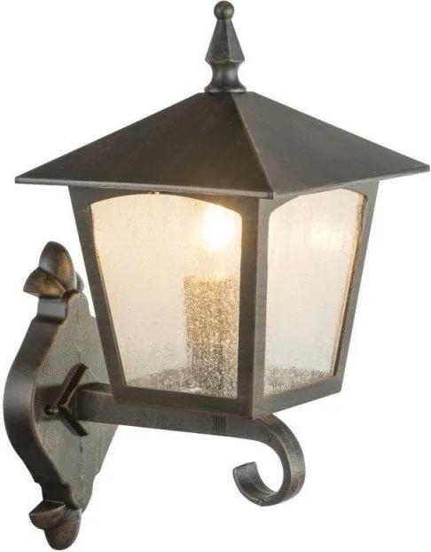 Exteriérové nástenné svietidlo Globo 31555