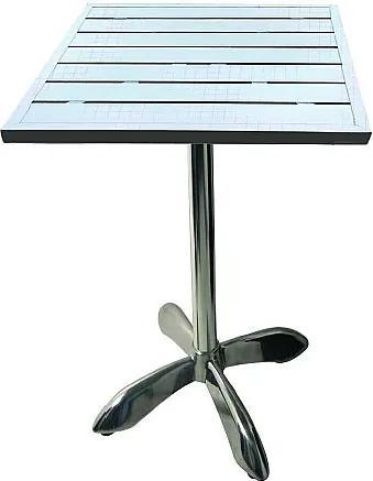 Hliníkový stôl MTA 007 (70x70 cm)