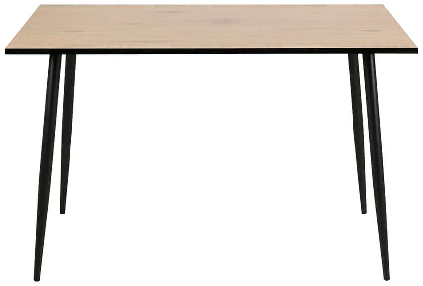 Wilma jedálenský stôl 120x80 tmavý dub