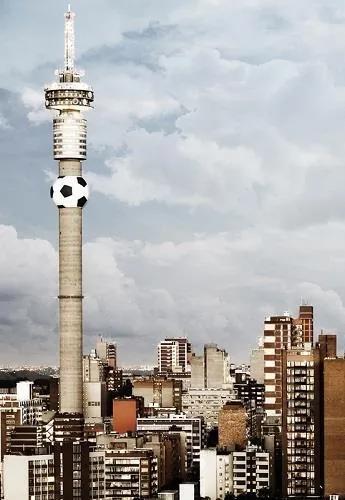 Luxusné vliesové fototapety, rozmer 186 cm x 270 cm, Johannesburg, P+S International CL78A