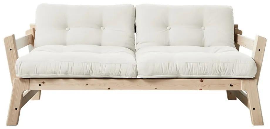 Variabilná pohovka Karup Design Step Natural Clear/Creamy