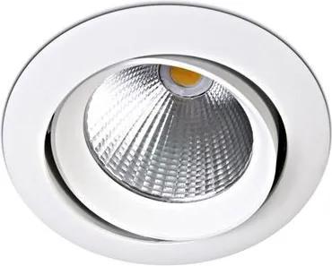Schrack Technik SCHRACK TECHNIK LID13174 Ina-A 1 LED Spot, 7W, 3000K, 420lm, 24°, IP20, white
