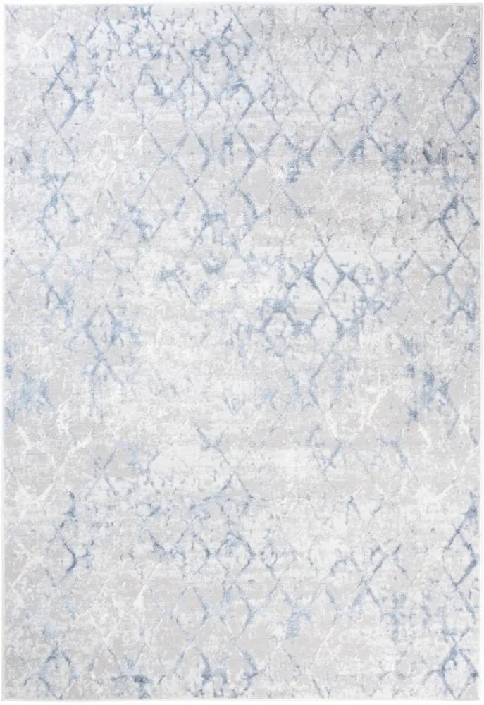 Kusový koberec Fred sivomodrý, Velikosti 250x350cm