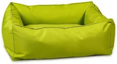 Ecopuf Pelech pre psa ECOPUF - SNOOPY NC1 - Svetlo zelená