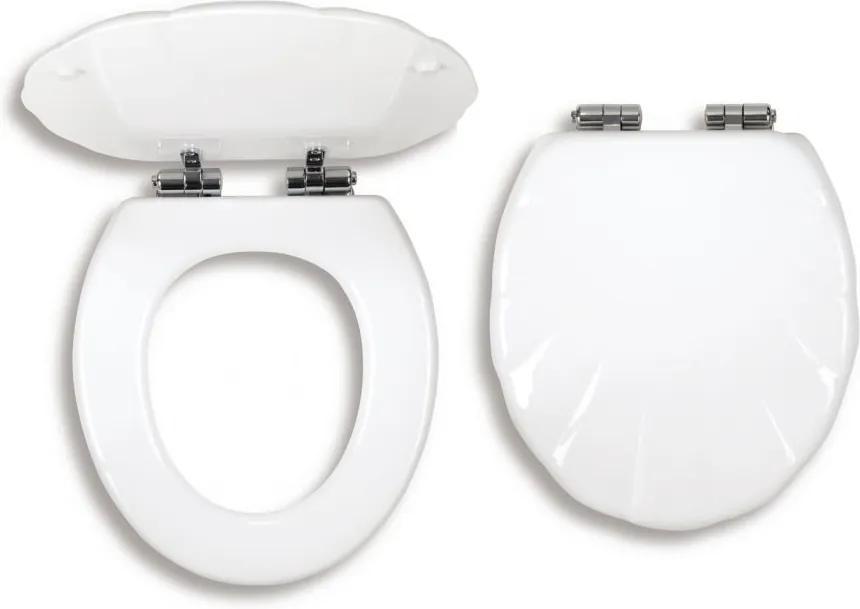 Novaservis WC/SOFTMUSLELY sedátko na WC tvarované drevo softclose