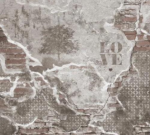 Luxusné vliesové fototapety, rozmer 300 cm x 270 cm, Love, P+S International 6332006