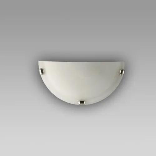 Prezent 1412 Alabaster nástenné svietidlo 1x60W