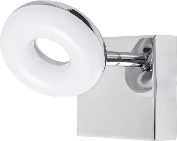 Rábalux Beata 5716 Nástenné Kúpeľňové Lampy chróm kov LED 5W 90 x 90 mm