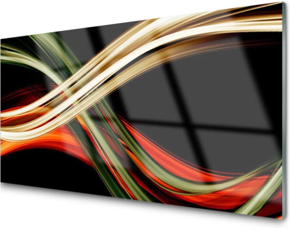 Obraz plexi Abstrakcie Umenie Art