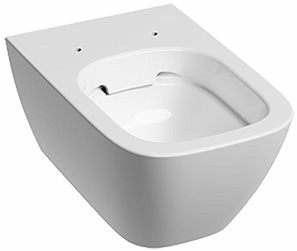 KOLO MODO Pure závesné WC hlboké splachovanie 6 l Rimfree L33123000