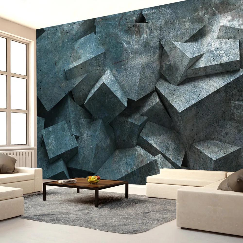 Fototapeta - Stone avalanche 200x140
