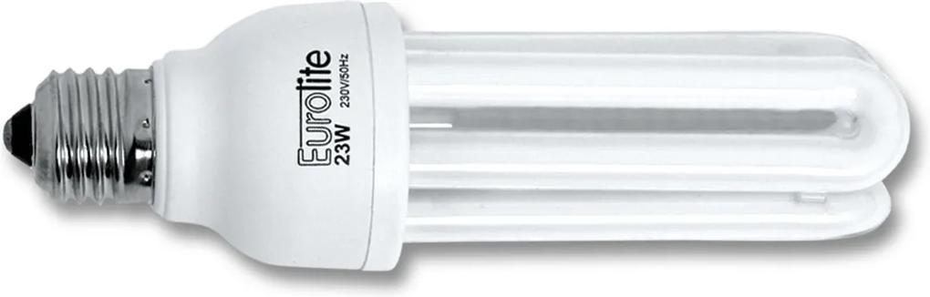 Ecolite úsporná žiarovka E27 15W studená biela