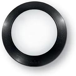 Stropné svietidlo IDEAL LUX Berta AP1 Small Nero 096438