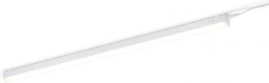 Trio RAMON 273071301 Kuchynské Svietidlá biely plast incl. 1 x SMD, 13W, 3000K, 1100Lm 1100lm 3000K IP20