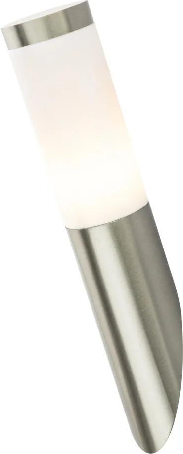 Globo 3157 Vonkajšie Nástenné Lampy  1 x E27 max. 60w 40 x 7,6 x 7,6 cm