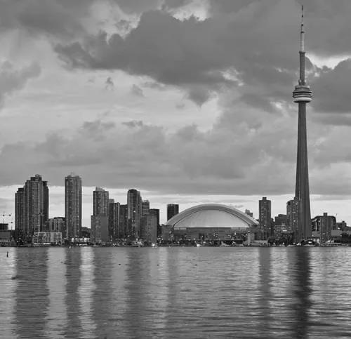 Luxusné vliesové fototapety, rozmer 279 cm x 270 cm, Toronto, P+S International CL10B