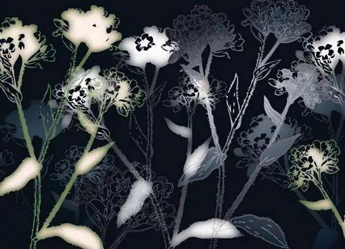 Fototapety, rozmer 368 x 254 cm, kvety, Komar 8-898