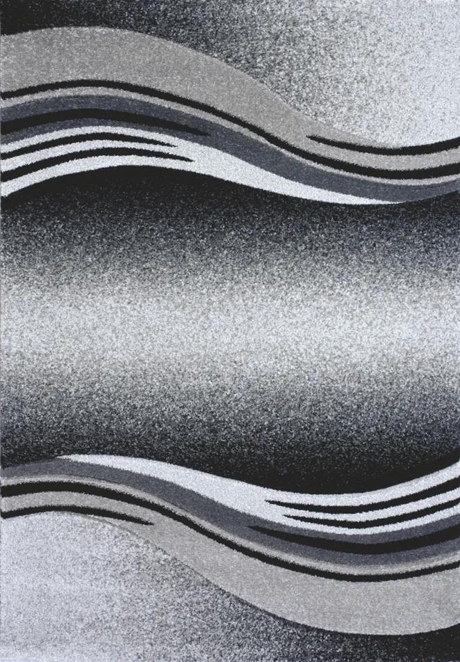 Spoltex koberce Liberec Enigma grey 9358 - 80x150 cm