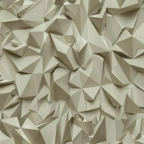 Vliesové tapety, 3D hrany hnedé, Times 4209730, P+S International, rozmer 10,05 m x 0,53 m