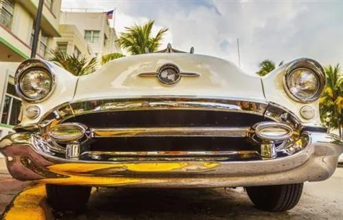 Luxusné vliesové fototapety, rozmer 418,5 cm x 270 cm, Miami, P+S International CL38A