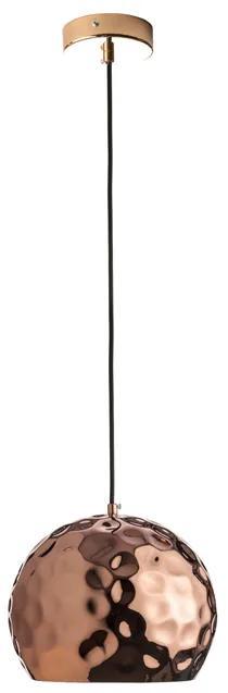 RENDL R12057 BLONDIE závesné svietidlo, kovové meď