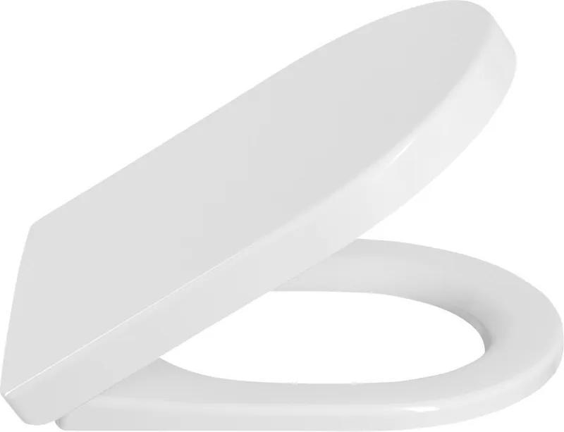 Lucy DP105 WC sedátko soft close, duroplast