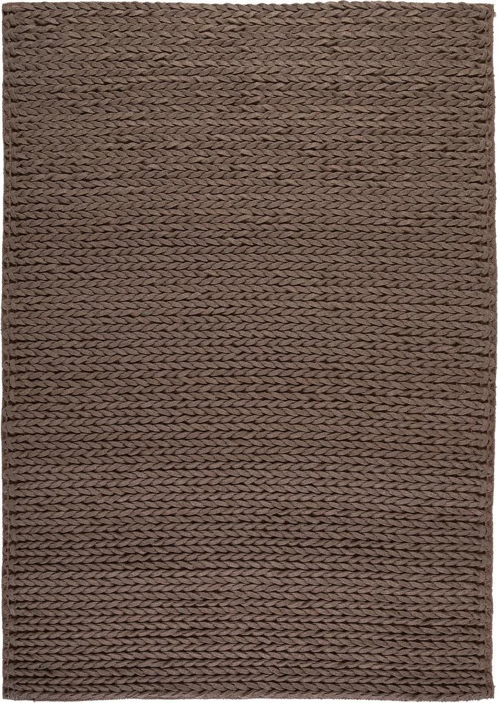 Obsession koberce AKCE: 160x230 cm Kusový koberec Linea 715 Taupe - 160x230 cm