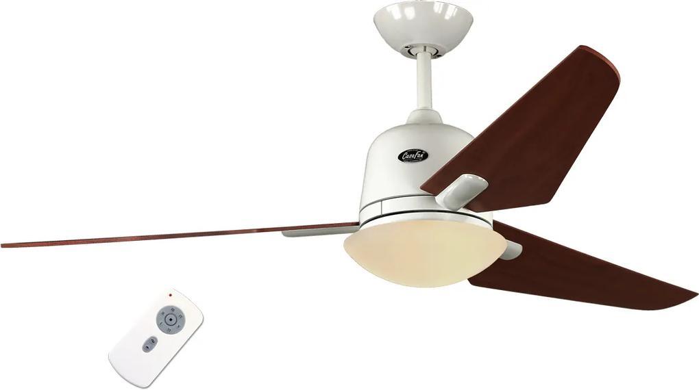 Stropný ventilátor CasaFan ECO AVIATOS 132 biela - čerešňa