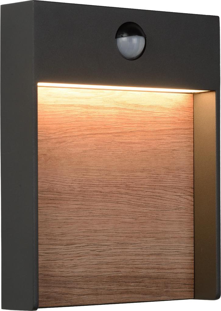 LUCIDE JELUM Vonkajšie nástenné svietidlo IP54