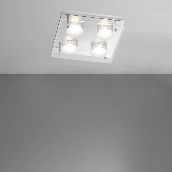 Stropné svietidlo WOFI Envy chrom ACTION 905804016000