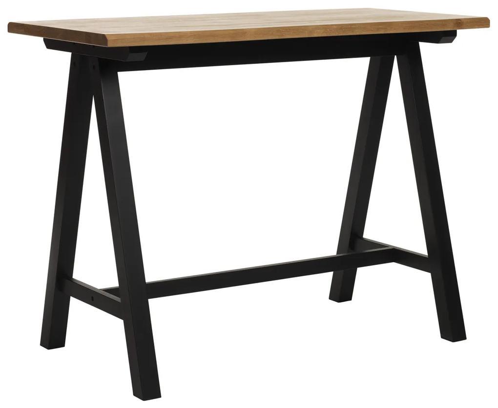 Dizajnový barový stôl Jaxton 71 x 140 cm