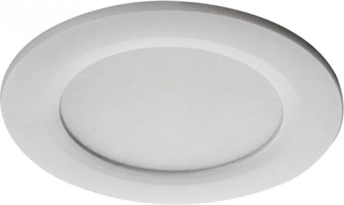 Kanlux 25782 Zápustné Bodové Svetlá Ivian biely plast LED - 1 x 4,5W 370lm 4000K IP44
