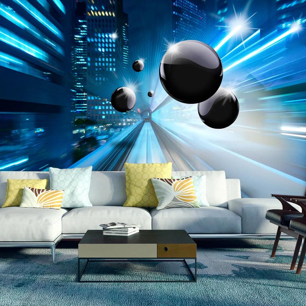 Fototapeta - Time & Space 300x210 cm