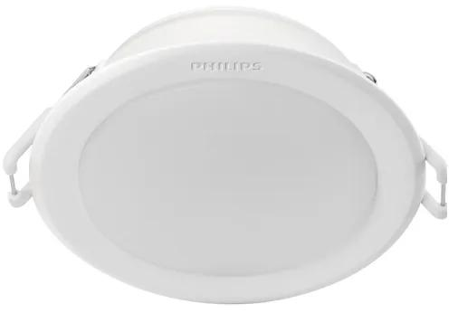 Philips 59201/31/P1 Zápustné LED svietidlo Meson 5.5W, 230V, 650lm, priemer 10,5cm, 3000K
