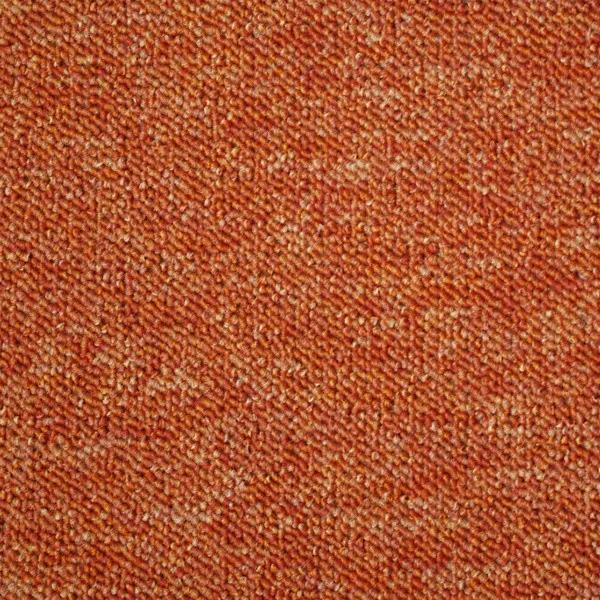 Timzo AKCE: 83x168 cm Metrážový koberec Saturn 53 oranžový - Rozměr na míru bez obšití cm