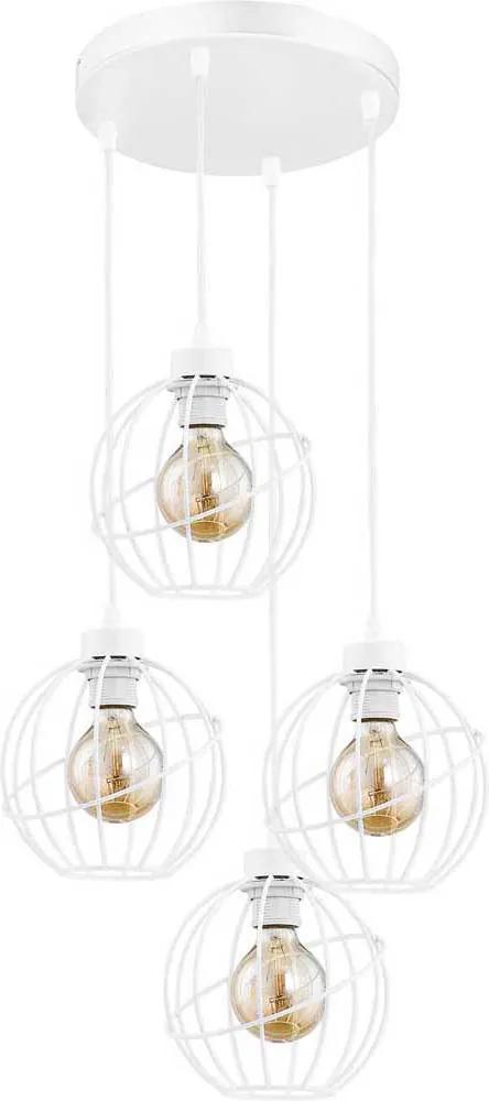 TK Lighting ORBITA WHITE 1632