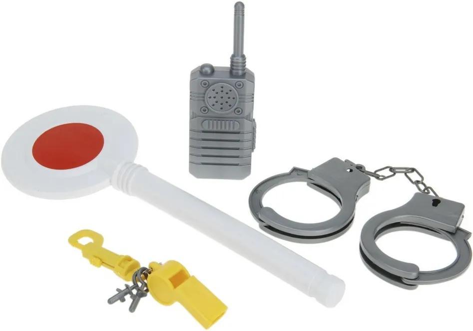 Detský policajný set, 4 ks