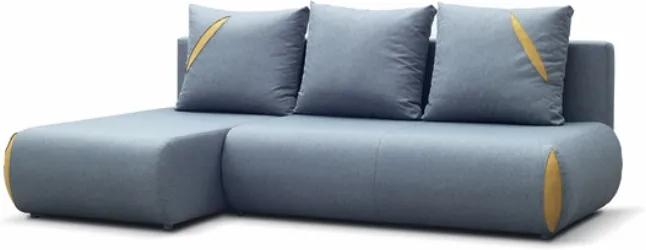 Levná rozkládací sedačka Debora Roh: Orientace rohu Levý roh
