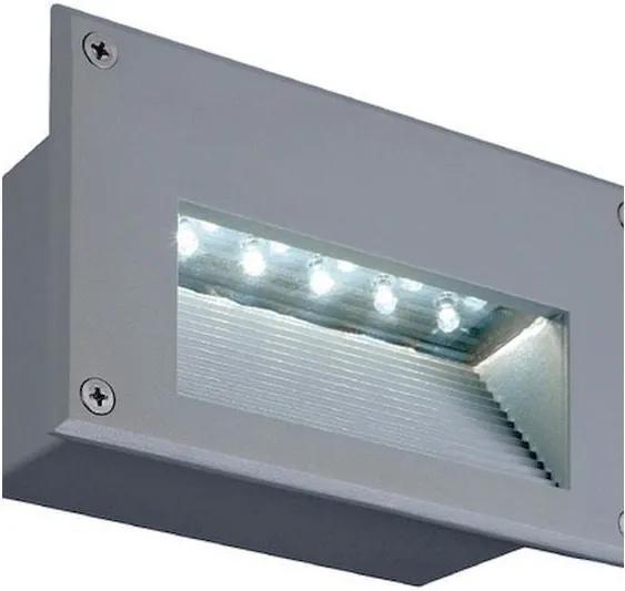 Vonkajšie svietidlo vstavané do fasády SLV BRICK LED DOWNUNDER 229702