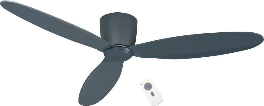 Stropný ventilátor CasaFan ECO PLANO 132 šedý kameň
