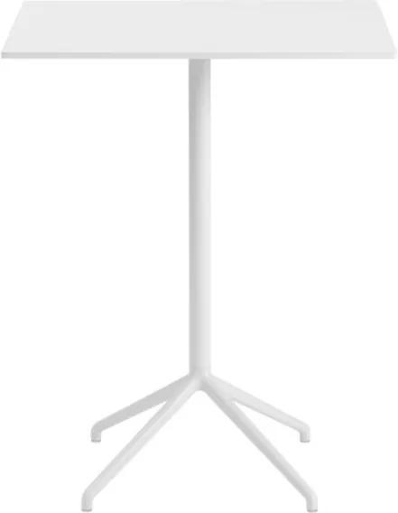 Muuto Stolík Still Café Table 95 cm, white
