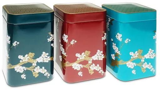 Dóza na sypaný čaj Japonsko