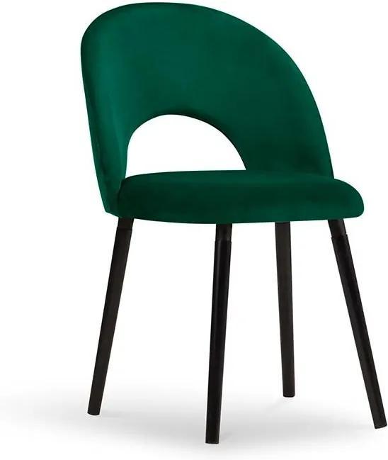 MICADONI HOME Zamatová stolička Albite