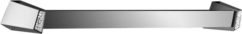 Soul Crystal 161881 držiak uterákov 500mm, chróm