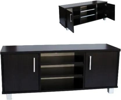 TV stolík Vias 125 cm - Buk