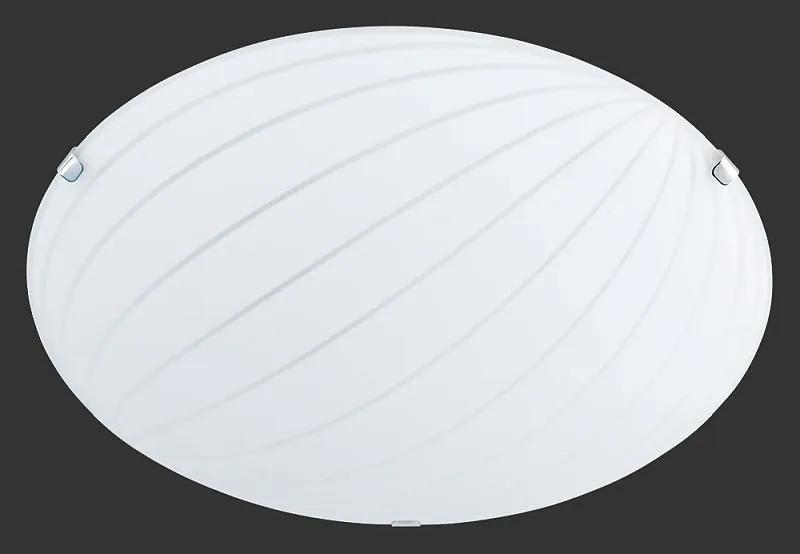 TRIO 601900100 Alba stropné svietidlo E27 1x40W